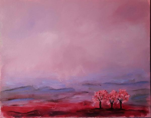 Vallée rose